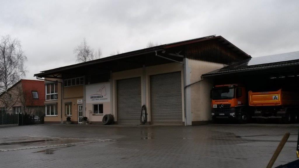 Abfallentsorgung - Udo Breidenbach GmbH