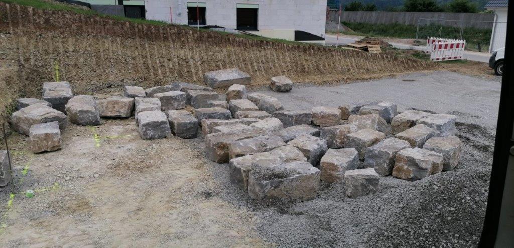 Blocksteinmauer - Udo Breidenbach GmbH